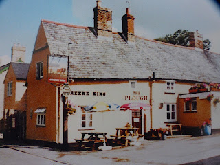 The Plough pub, now known as The Navigator, High Street, Little Shelford