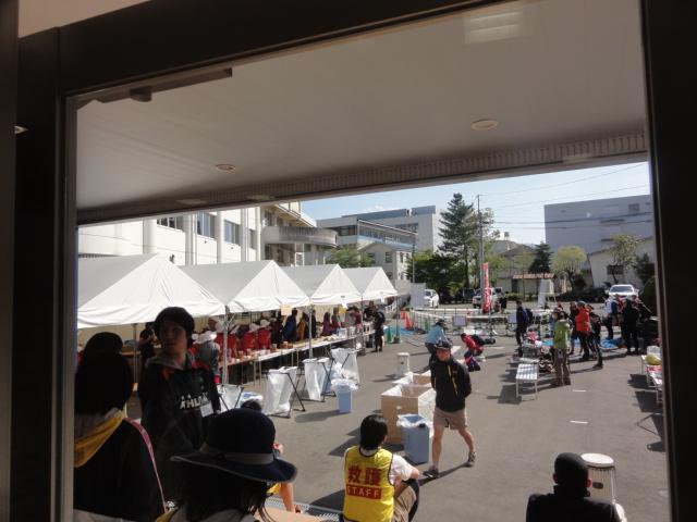 UTMF 2013 ボランティア