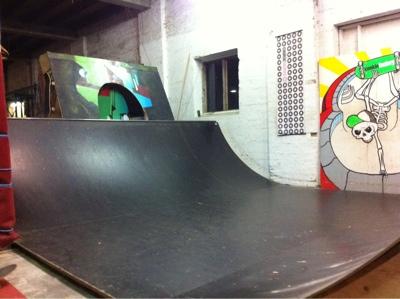 onsdagscruiser skateboard shop rampe roundwall bowl aalborg platform4