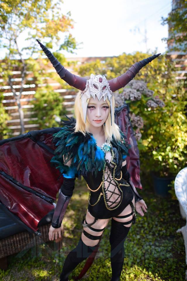 JDoll trình làng bộ ảnh cosplay Chaos Online thứ hai - Ảnh 4