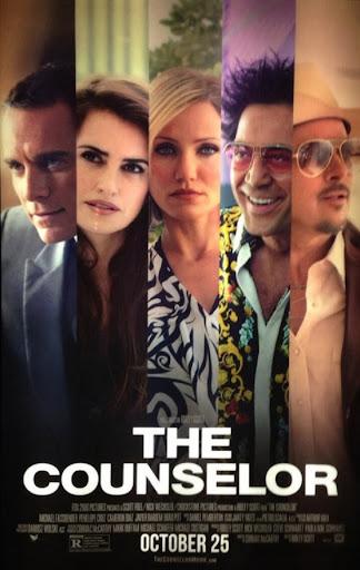 Ο Συνήγορος The Counselor Poster
