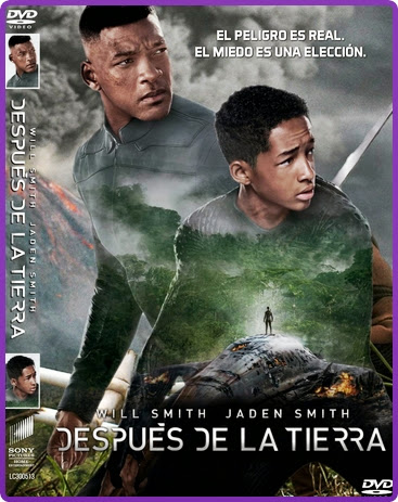 Despues de la tierra [DVDRIP][Latino][UP]
