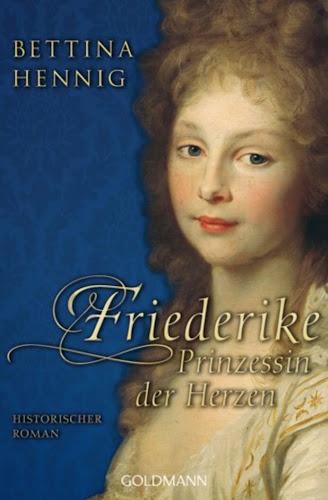 Frederike - Prinzessin der Herzen