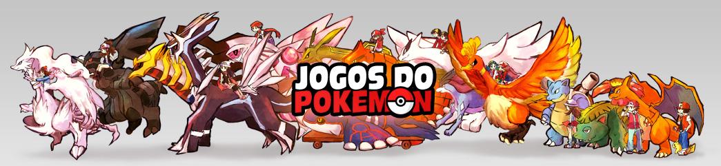 Jogos do Pokemon Online e Gratis