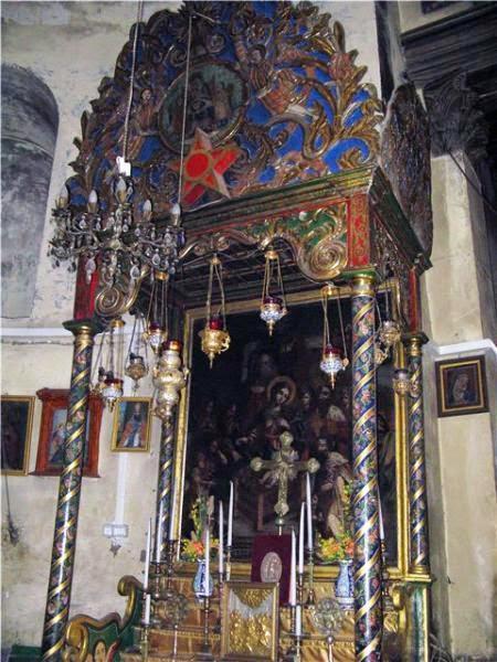 Пятиконечная звезда - православный символ. 93