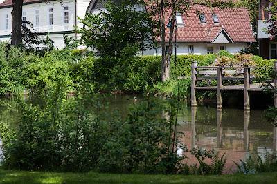 Starkes Teich in OHZ