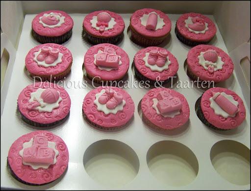 cupcakes voor een meisje.jpg