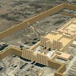 Karnak Egypt reconstruction