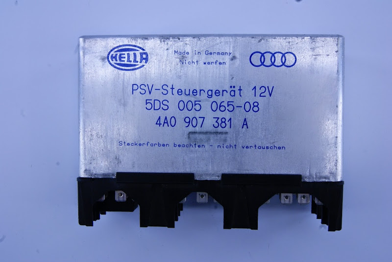 Mirror Control Memory Module Audi A6 S6 A8 S8 Allroad D2 C5-4A0 907 445 A