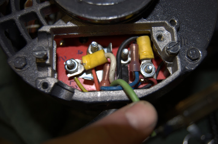dayton motor wiring color code - ewiring, Wiring diagram