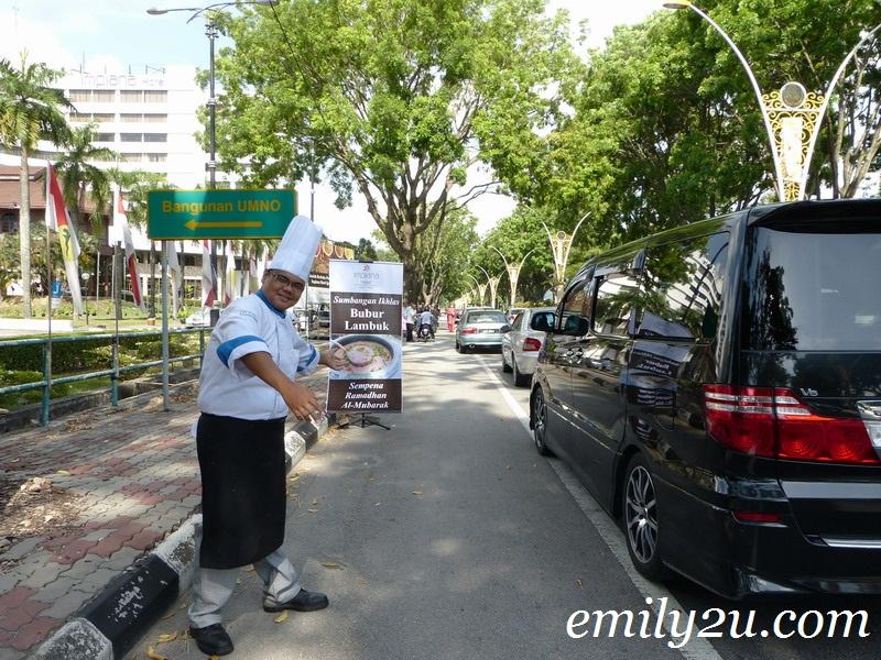 free bubur lambuk