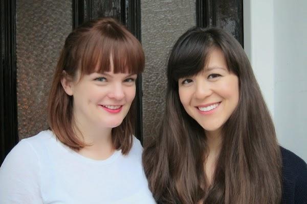 Graduates in Wonderland authors Jessica Pan and Rachel Kapelke-Dale