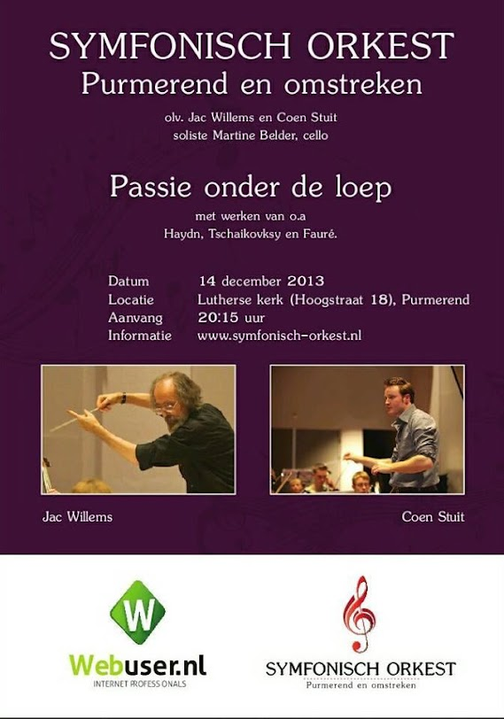 Flyer concert 14 december