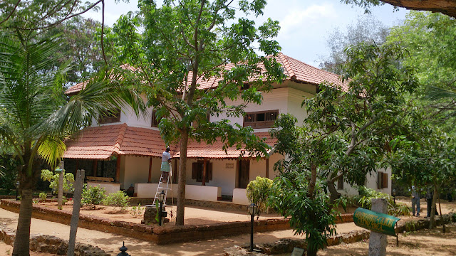 Kerala House Architecture