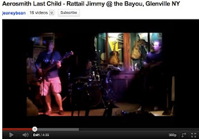 "Aerosmith ""Last Child"" and Rattail Jimmy at Lake George"