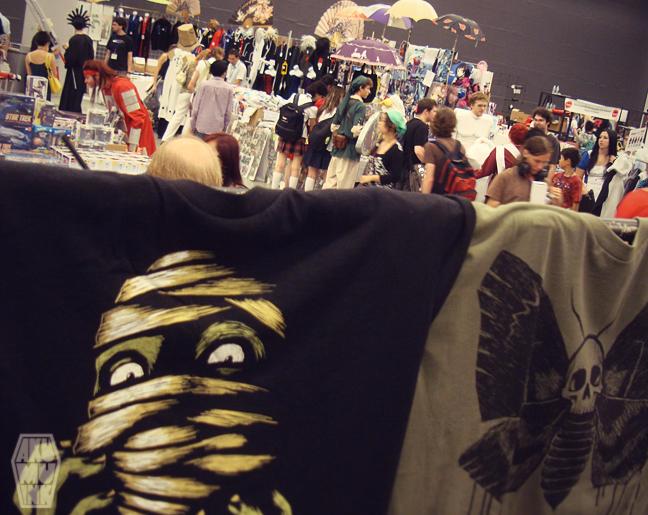 otakuthon, anime convention tshirt, anime con shirt, akumu ink otakuthon tshirts, montreal otakuthon thsirts, otaku artist, otaku artist alley, otakuthon 2012, otakuthon artist, otakuthon tshirts, otakuthon emo tees