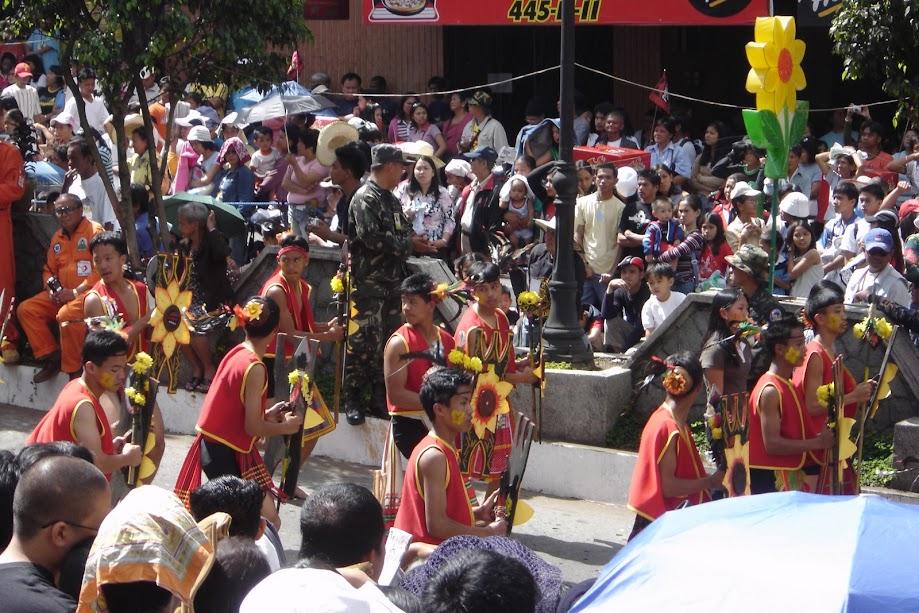 Baguio's Panagbenga Festival