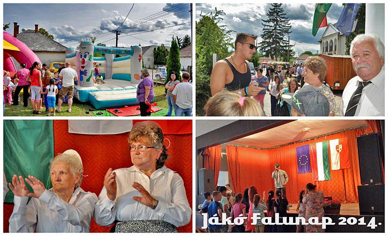 Jákó Falunap 2014