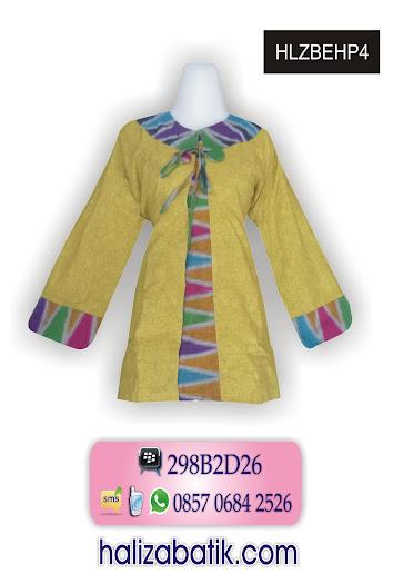 grosir batik pekalongan, Model Busana Batik, Baju Batik Modern, Baju Batik Wanita