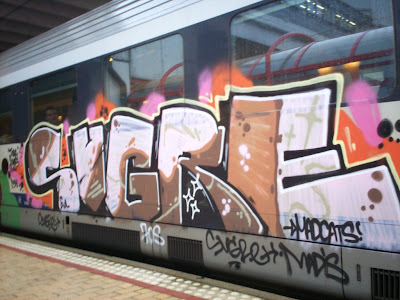 SUGRE - MAD'S graffiti