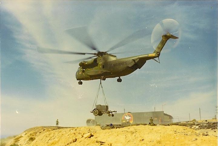 CH-53 MASS-3 Vietnam