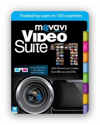Movavi Video Suite 11.2.1 SE Portable [Multi] - Edita tus v�deos sin problemas