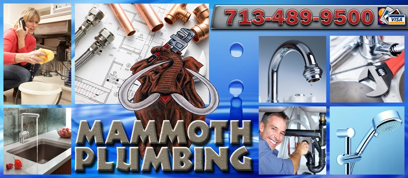 MDC Mammoth1 Plumbing service for residential and also commercial places