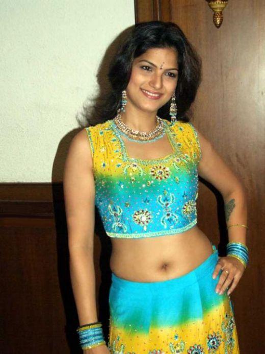tv actress tharika navel show tamil masala gallery