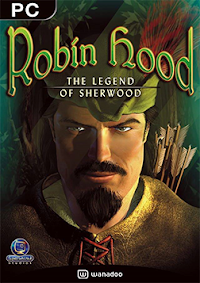 Jaquette de Robin Hood: The Legend of Sherwood