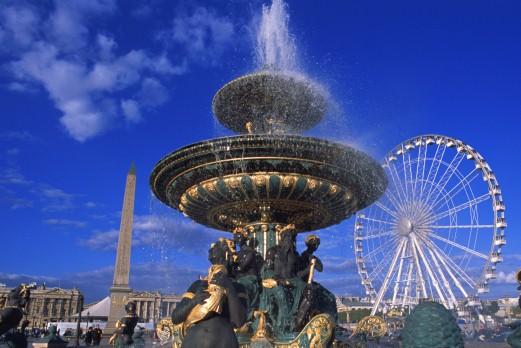 パリ コンコルド広場/イメージ