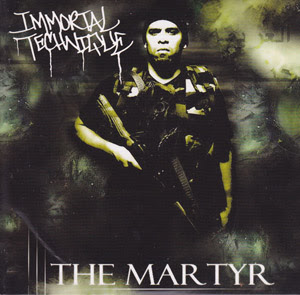 Immortal Technique - The Martyr (Instrumentals)
