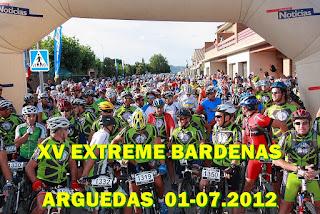 XV EXTREME BARDENAS ARGUEDAS 01/07/2.012 Álbum 1º