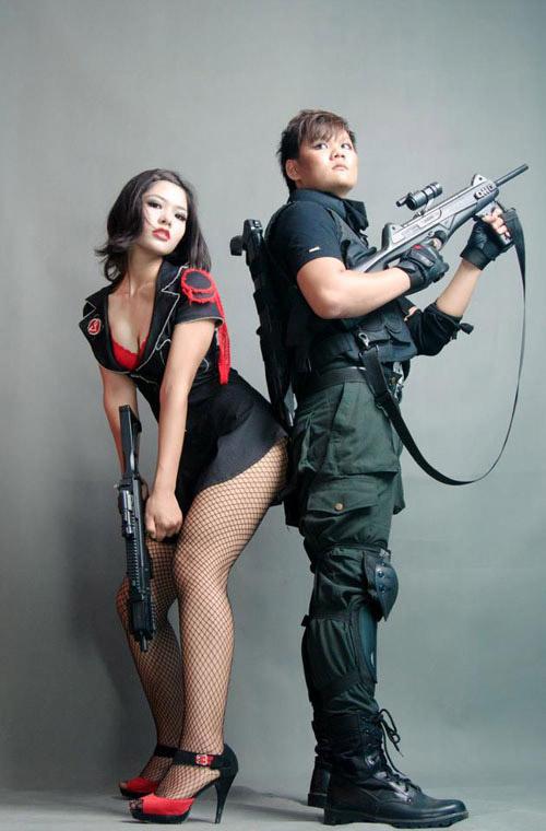 Nhóm Vật Cản sắp trình làng bộ ảnh cosplay thứ hai 2