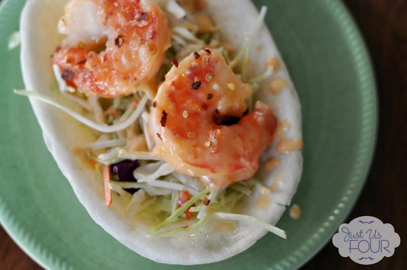 Bang Bang Shrimp Taco