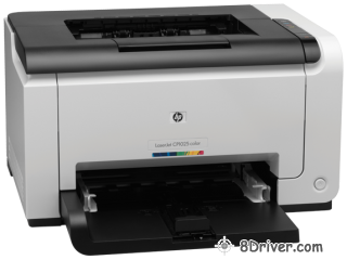download driver HP LaserJet CP1025nw Printer
