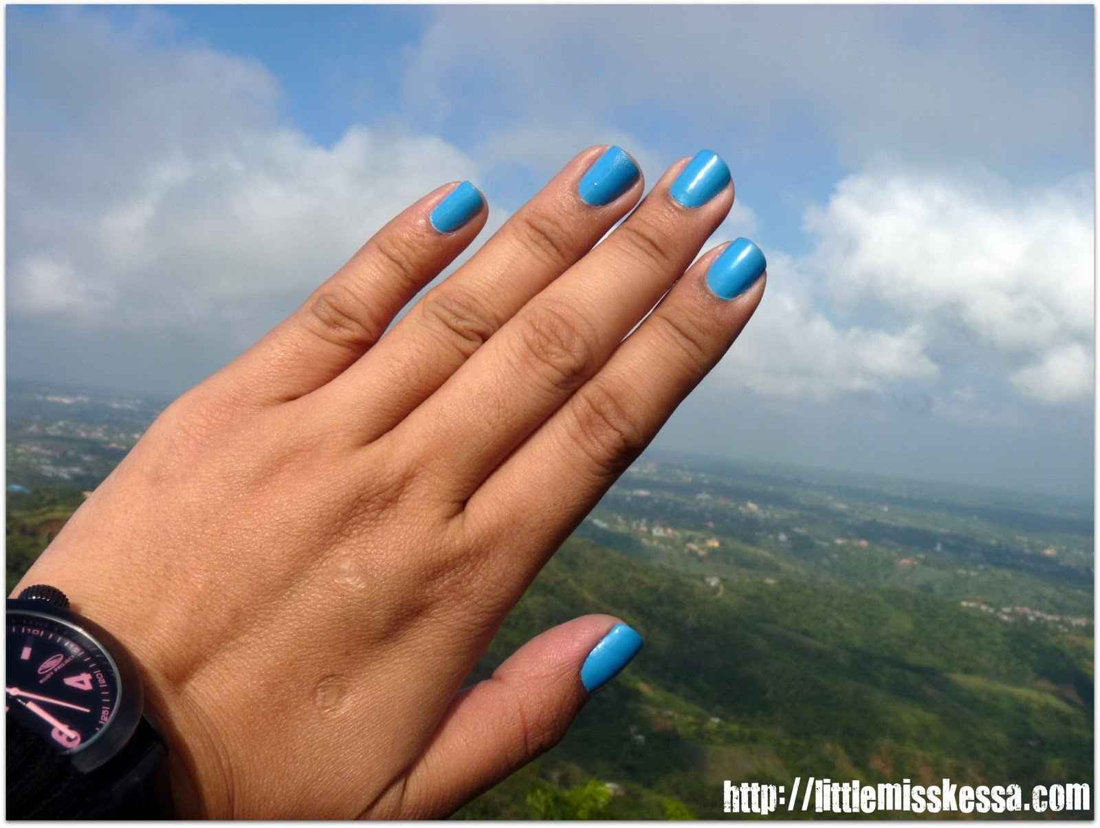 Notd Opi No Room For The Blues A Day In The Life Of