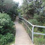 Path beside The Gap (256592)