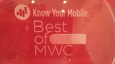Ubuntu para móviles gana premio a 'Mejor innovación' en el MWC 2013