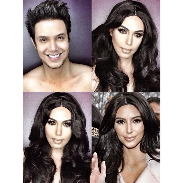 Paolo Ballesteros Makeup Transformations with Pictures 02