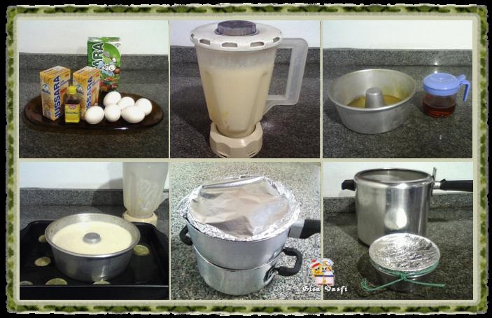 Pudim de leite condensado 2