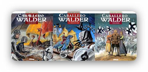 Caballero Walder [3-4-5][C�mic][Espa�ol]
