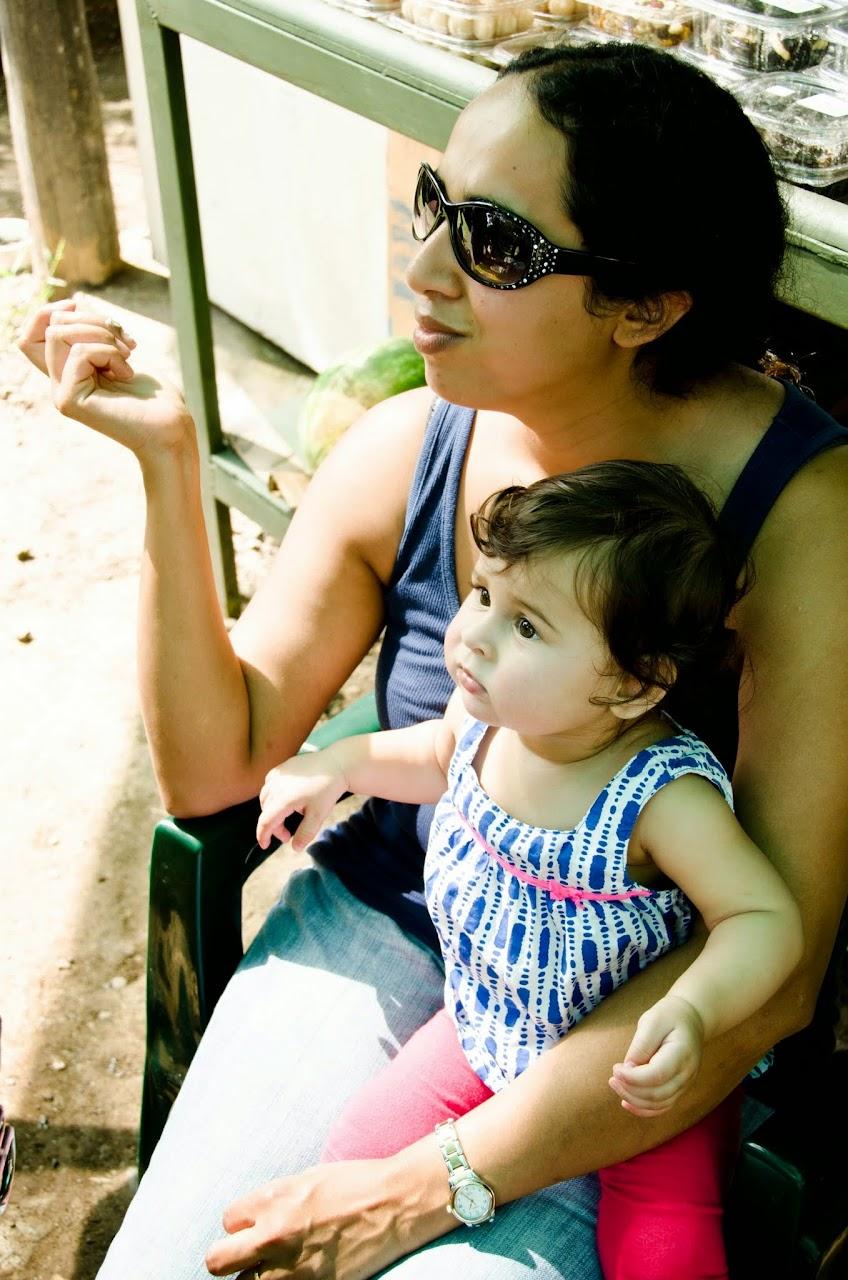 Amara and me in Costa Rica