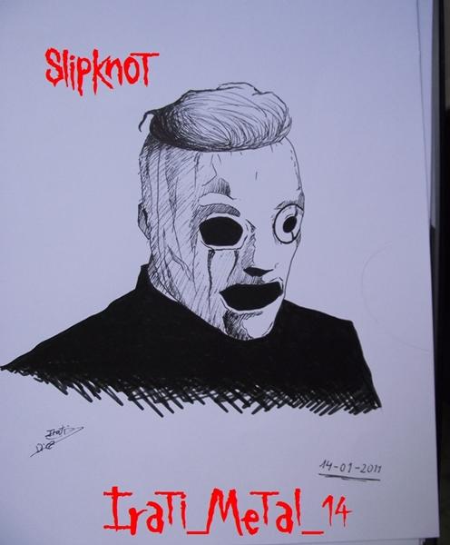 Orey Taylor Slipknot Dibujos De Ir At T 10 C