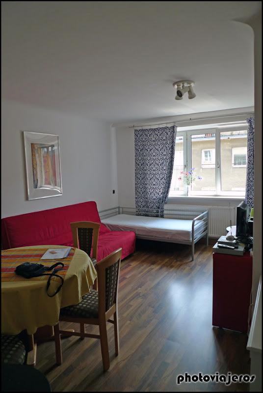 Alojamiento Viena