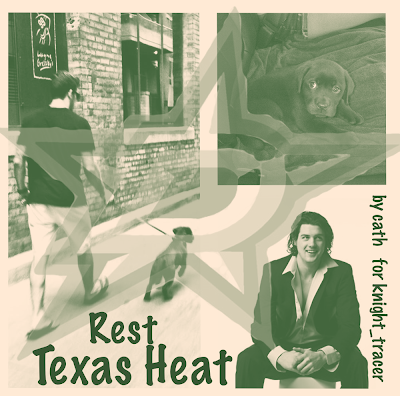 texas heat podcover