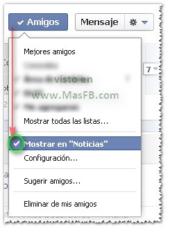 No saber sin bloquear FB 2012