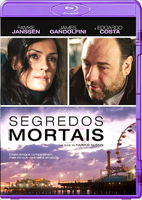 Filme Poster Segredos Mortais BDRip XviD Dual Audio & RMVB Dublado
