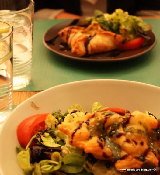 MADRID COOL BLOG buenas y santas comida restaurante legazmi madrid