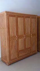 Tủ quần áo gỗ MS-190