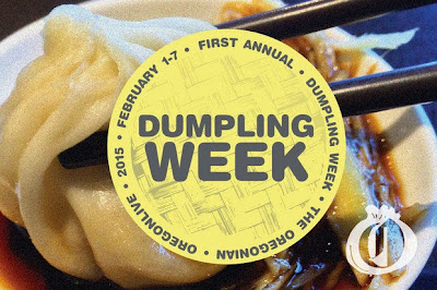 Feb 1-7 2015 First Annual Dumpling Week